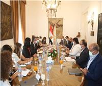 وزيرة الثقافة: الدولة تعمل على استثمار وتفعيل القوى الناعمة لخدمة التنمية