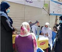 قافلة طبية لسكان منطقة «الترعة المردومة» بحي شرق الإسكندرية