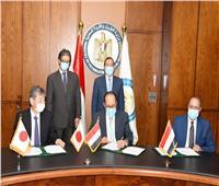 وزير البترول يشهد توقيع مذكرة تفاهم مع تويوتا اليابانية