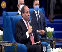 السيسي: تقرير الأمم المتحدة عن مصر شهادة تتسم بالشفافية والمصداقية