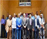 تعاون لإنشاء مكتب بريد بين الهيئة وجامعة الأقصر