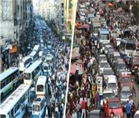 أرقام صادمة عن الزيادة السكانية لمصر في 220 عاما| إنفوجراف