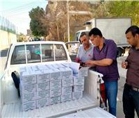 ضبط 980 برطمان عسل أسود مغشوش يحمل علامة تجارية مقلدة «غرب الأقصر»