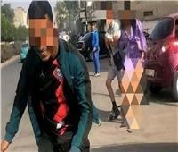 تعمد ملاحقتها.. توثيق تعرض فتاة للتحرش بالشارع العام في المغرب | فيديو