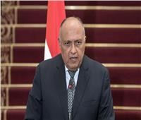 وزير الخارجية يستقبل رئيس مجلس النواب العراقي