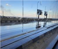 هطول أمطار على مناطق متفرقة في الإسكندرية