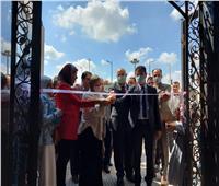 افتتاح معرضين فنيين بنوعية جامعة بنهافي قصر الثقافة