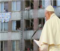 البابا يختتم زيارته لسلوفاكيا أمام حشد ضم 50 ألف شخص
