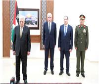 محمود عباس يتقبل أوراق اعتماد عدد من السفراء لدى فلسطين