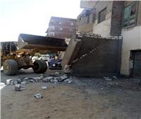 القاهرة تبدأ في تنفيذ الموجة ١٨ لإزالة التعديات على أملاك الدولة