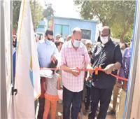محافظ أسيوط يفتتح أول مركز خدمات مجتمعية بقرية الشامية بمركز ساحل سليم