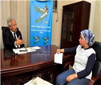 عصام شيحة: إعلان الرئيس عام 2022 للمجتمع المدني.. وسام على صدرونا   حوار