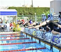 بولندا تتصدر مسابقة السباحة فى نهائي ناشئات تحت 17 عام في بطولة العالم للخماسي الحديث