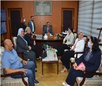 محافظ الدقهلية لنواب البرلمان: «جميعنا شركاء لتحقيق مطالب أبناء المحافظة»