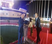 بدء احتفالية هيئة قناة السويس بالعيد الـ 65 للمرشد