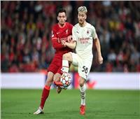 دوري الأبطال| ميلان يسجل هدف التعادل في ليفربول