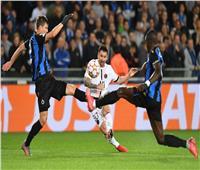 دوري الأبطال| كلوب بروج يفرض التعادل على باريس سان جيرمان