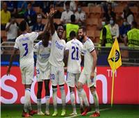 ريال مدريد يخطف فوزا قاتلا من إنتر ميلان في دوري الأبطال