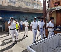تحرير 82 محضرًا وتنفيذ 39 إزالة إدارية فى حملة مكبرة لمرافق الأقصر