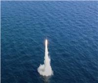 انطلاق صاروخ «بالستي» من غواصة كوريا الجنوبية| فيديو