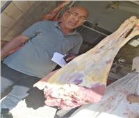 تحرير 14 محضرًا ذبح خارج المجازر الحكومية بقنا.. وإحالة المخالفين للنيابة