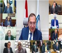 وزير البترول يشهد اعتماد نتائج أعمال شركتي النصر والسويس لتصنيع البترول
