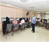 جامعة سوهاج تنظم دورة تدريبية للعاملين في مجال الحاسب الآلي
