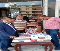 ضبط 1000 علبة سجائر مجهولة المصدر بالإسكندرية