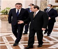 الرئيس السيسي: موقف مصر ثابت تجاه احترام السيادة الليبية