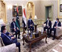 بعد قليل.. توقيع عدد من وثائق التعاون بين الحكومتين المصرية والليبية