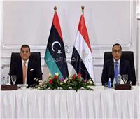 رئيس الوزراء: نتطلع لترجمة اتفاقيات التعاون مع ليبيا إلى واقع ملموس.. صور وفيديو