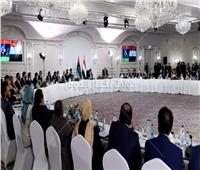 عبد الحميد الدبيبة: نسعى للاستفادة من الموارد البشرية المصرية في إعادة إعمار ليبيا.. صور وفيديو