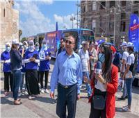 محافظ الإسكندرية: 10 مراكز شباب و100 عيادة بمدينة البعوث لتلقي لقاح كورونا