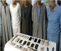 سقوط عصابة الإنجار في المخدرات بالمجري المائي لنهر النيل