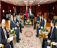 تفاصيل جلسة المباحثات بين الرئيس السيسى وملك البحريناليوم