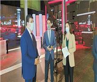 حسين زين يشارك بمنتدى الإعلام الأورو أسيوى  بكازاخستان
