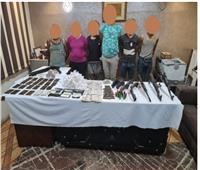 «الأمن العام» يضبط 22 عنصرًا إجراميًا بـ58 كيلو مخدرات