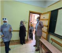 «تعليم الغربية» تتابع استعدادات المدارس للعام الجديد بشرق طنطا