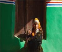 بلقيس فتحي بالزي البدوي في فيديو كليب «جنوب الدرب»
