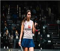 نور الشربيني تتأهل لنهائي بطولة مصر الدولية المفتوحة للاسكواش