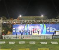مصر تحصد فضية الفردي والفرق تحت 17 فيبطولة العالم للخماسي