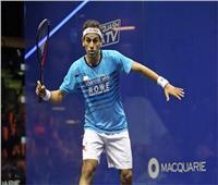 محمد الشوربجي يتأهل لنهائي بطولة مصر الدولية المفتوحة للإسكواش