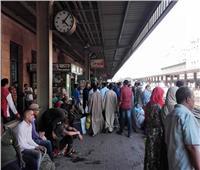 السكة الحديد: تحصيل 3 جنيهات رسوم انتظار على الرصيف لغير المسافرين| خاص