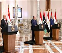 مصر بذلت مجهودات ضخمة لدعم وتنفيذ مشروع الدولة الليبية