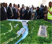 مصر تحتضن أفريقيابمشروعات ضخمة لخدمة دول حوض النيل