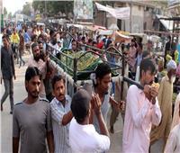 مقتل 8 أشخاص وإصابة 15 في إطلاق نار بباكستان