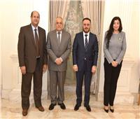 العربية للتصنيع تبحث مع عدد من الوزراء الليبين تشكيل لجنة مشتركة
