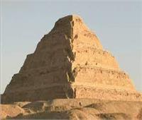 مسئول بالآثار: «الهرم المدرج» قائد الثورة الهندسية الحجرية| فيديو