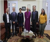 رئيس الأسقفية لوفد البرلمان الفرنسي: مصر من أفضل الدول تعاملًا مع اللاجئين