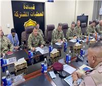 تقليص الوحدات القتالية الأمريكية من قواعد عين الأسد وأربيل بالعراق